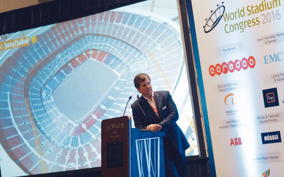 L'Espai Barça es presenta a Doha