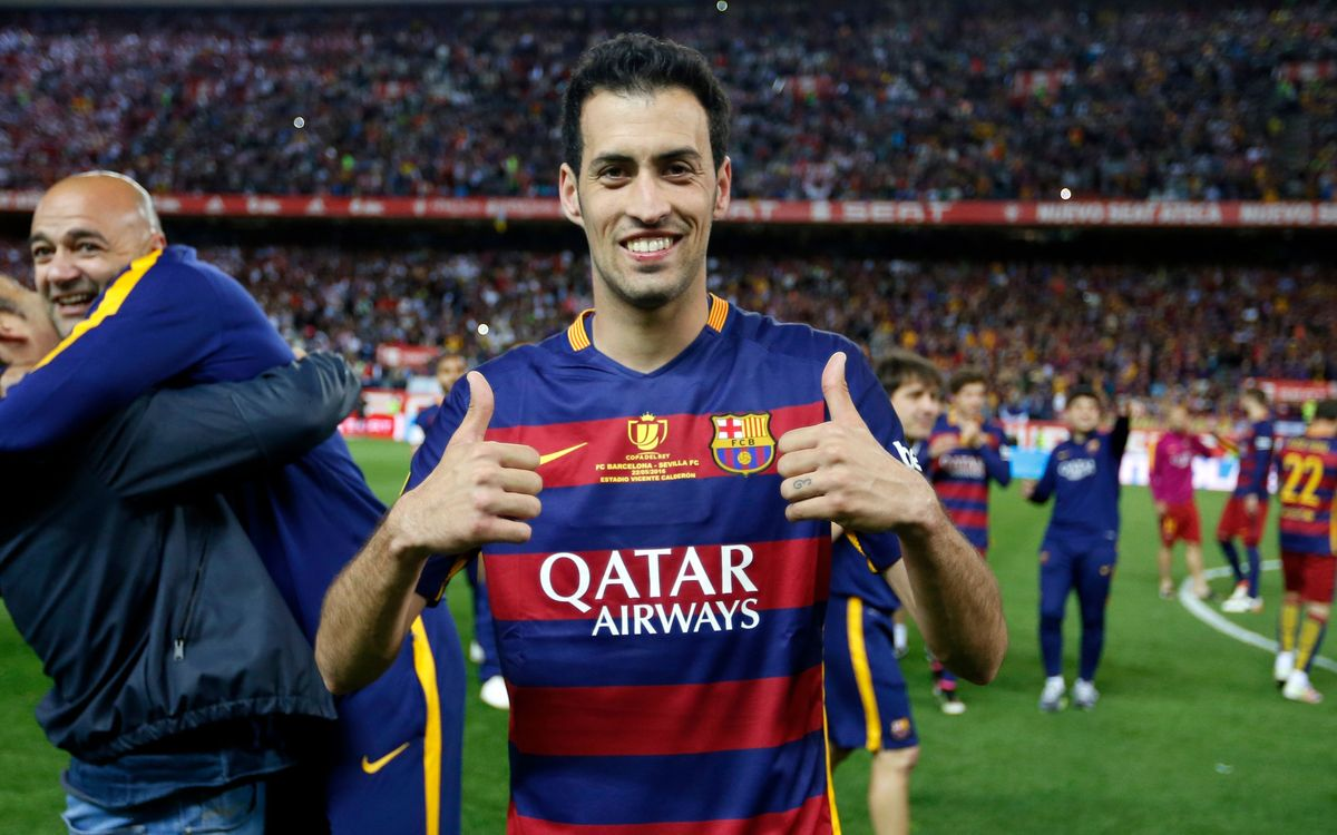 Sergio Busquets to extend contract with FC Barcelona