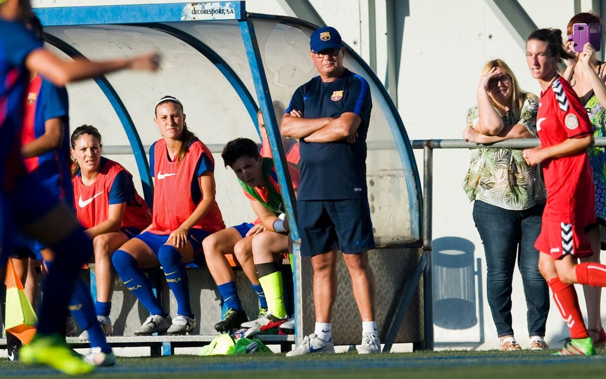 """Xavi Llorens: """"Competirem al màxim nivell"""""""