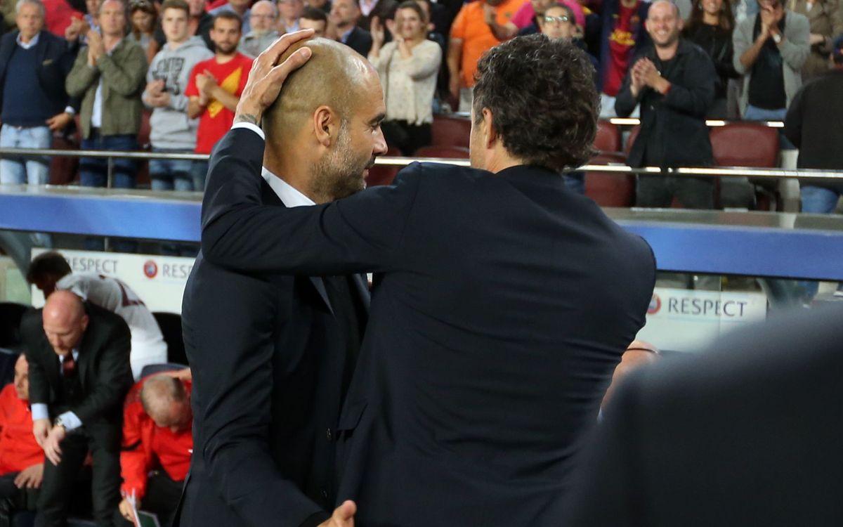 Així són els tres primers rivals del FC Barcelona a la Lliga de Campions