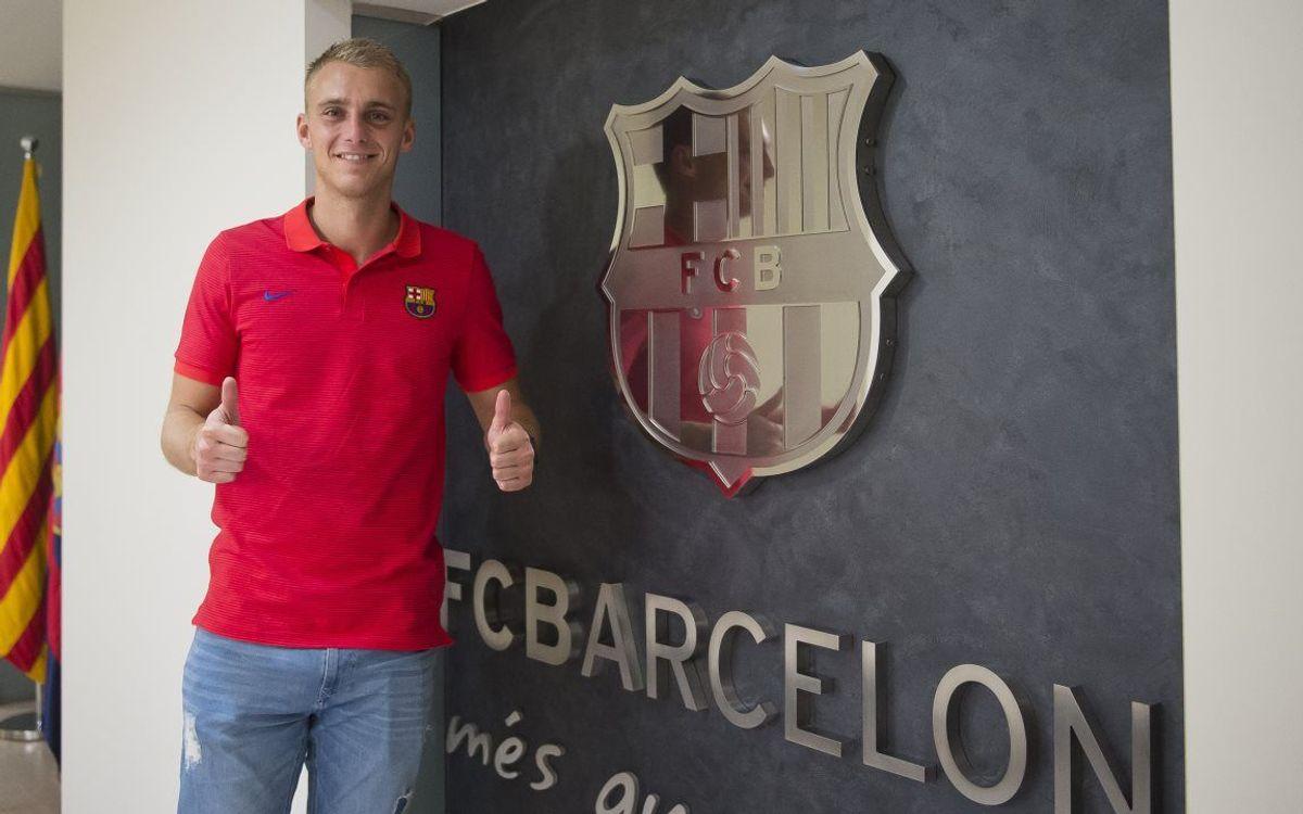 Jasper Cillessen, nou jugador del FC Barcelona
