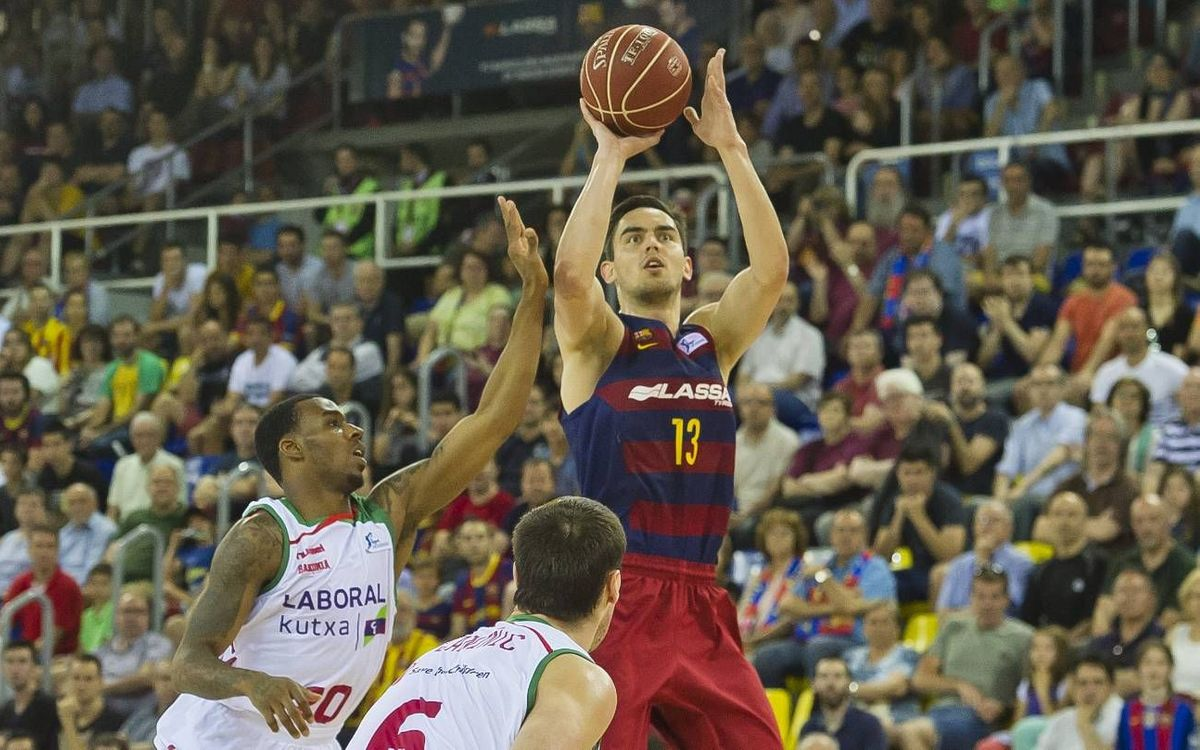 Tomas Satoransky deja de ser jugador del FC Barcelona Lassa