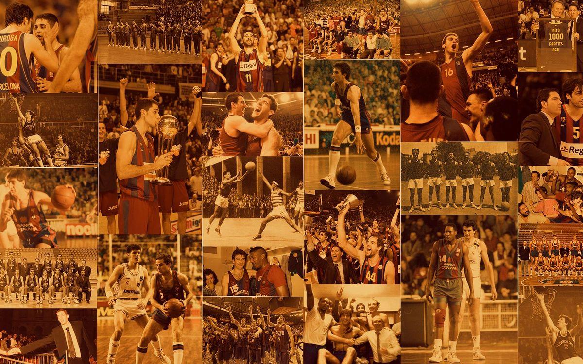 90 años de la sección de baloncesto