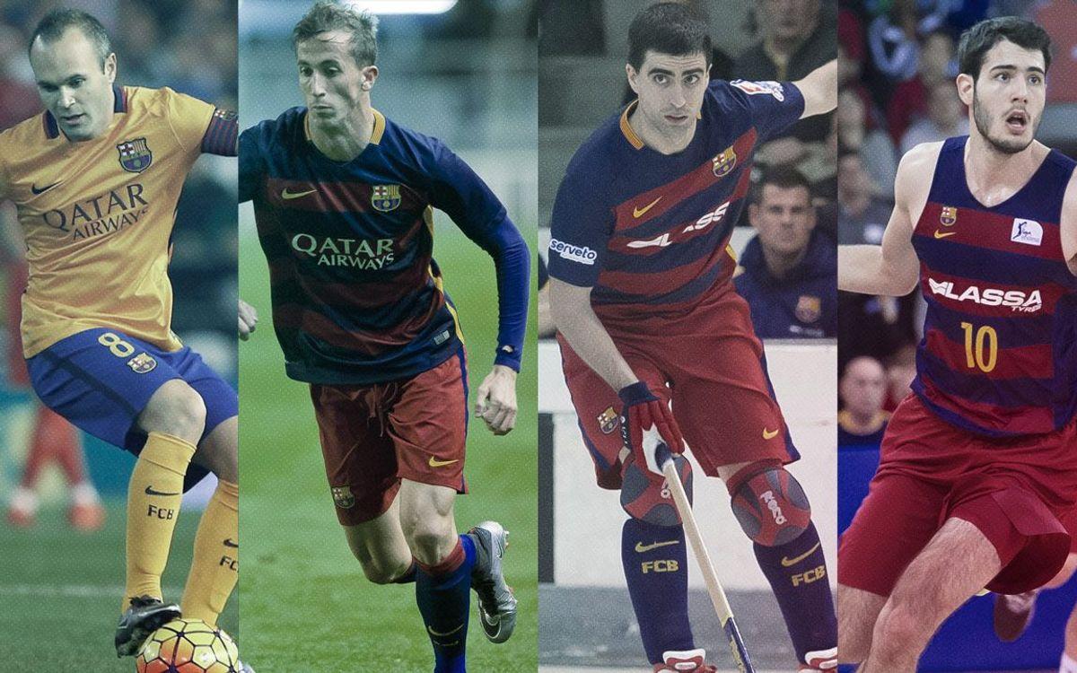 El derbi, plato fuerte de la jornada deportiva del FC Barcelona de este fin de semana