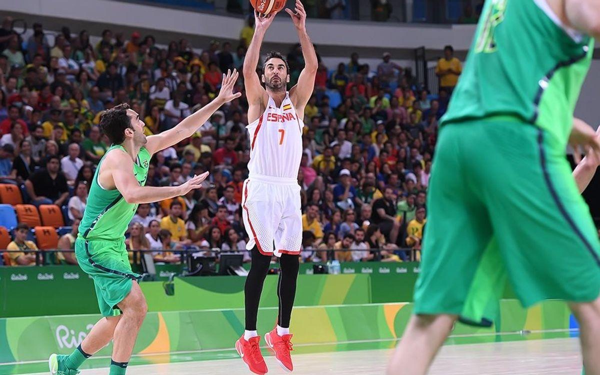 La selección española de Navarro y Claver, sin margen de error en los Juegos Olímpicos