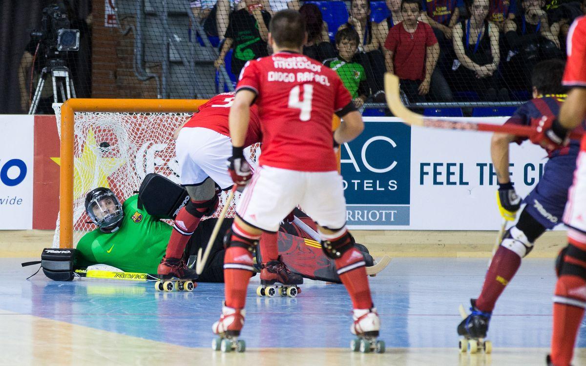 La Final Four de la Lliga Europea d'hoquei patins, definida