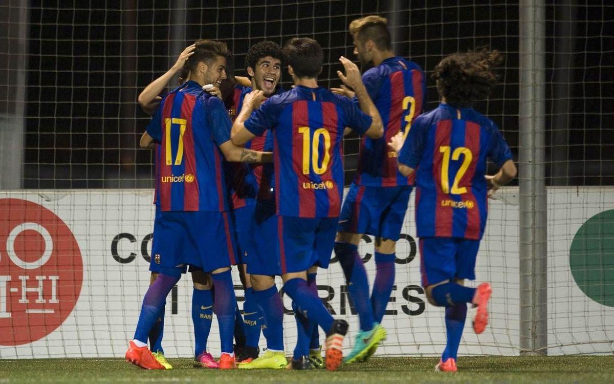 EN DIRECTE: Barça B - Nàstic de Tarragona