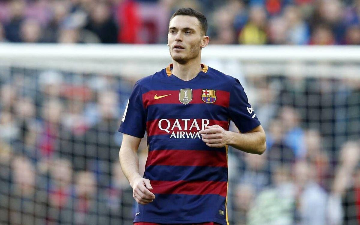 Acuerdo con el AS Roma para la cesión de Thomas Vermaelen