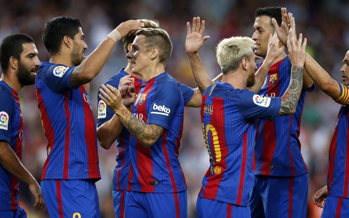 Sevilla FC – FC Barcelona: El primer título del curso está en juego