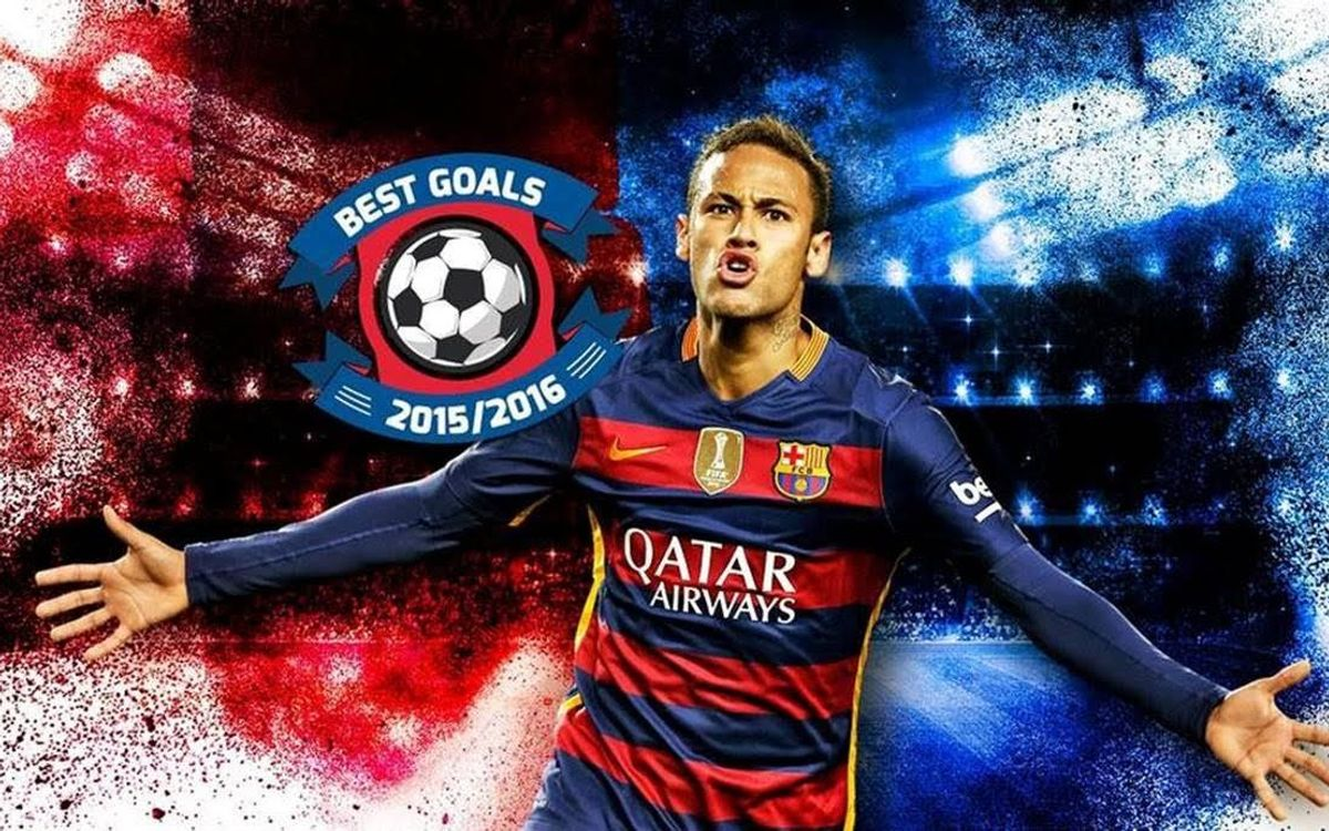 Video: Neymar Jr's top ten goals of the 2015/16 season