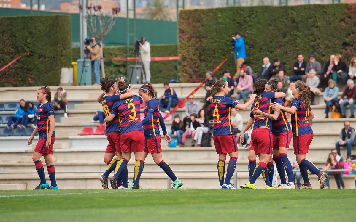 FC Barcelona Femení – RCD Espanyol (prèvia): Derbi d'objectius