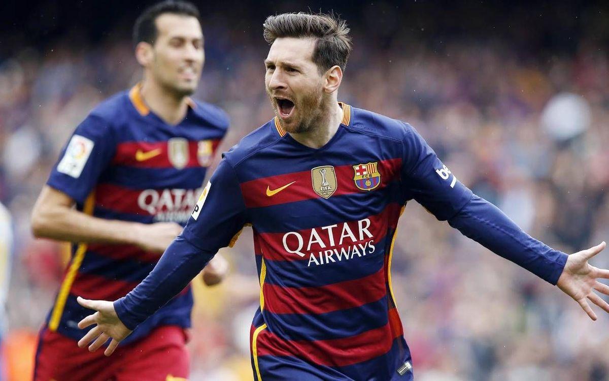 FC Barcelona v RCD Espanyol: One game away