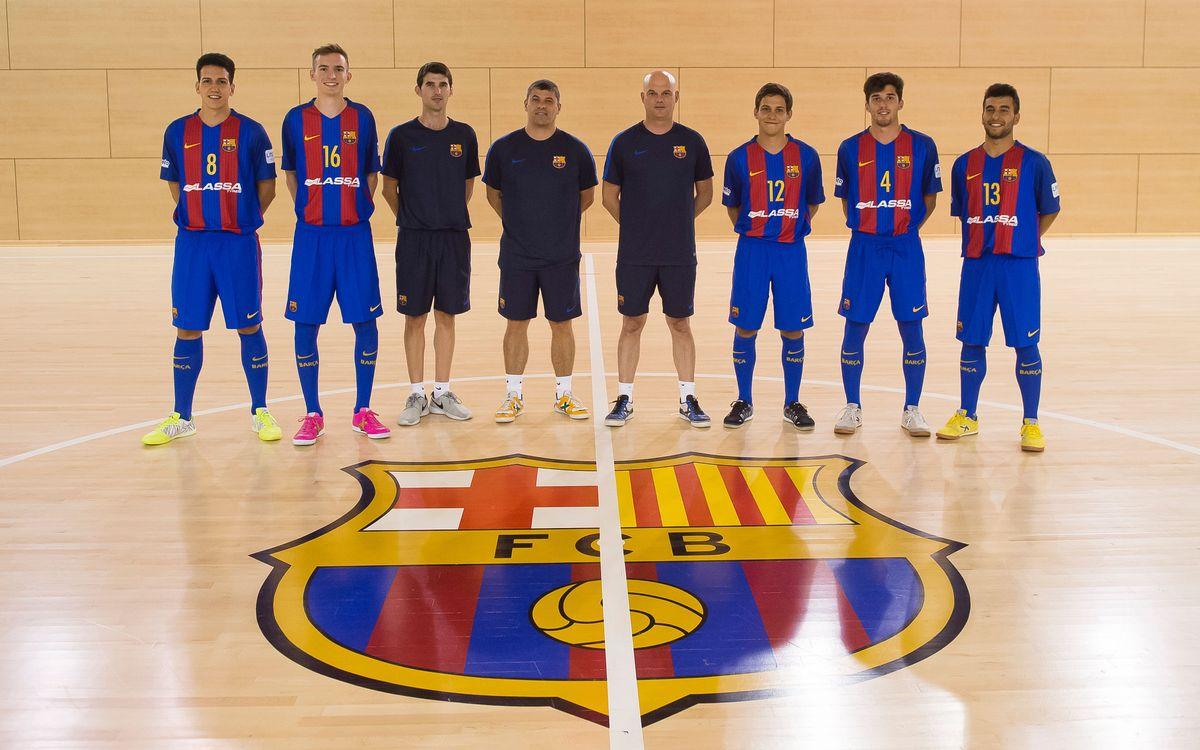 El Barça Lassa B comença la pretemporada