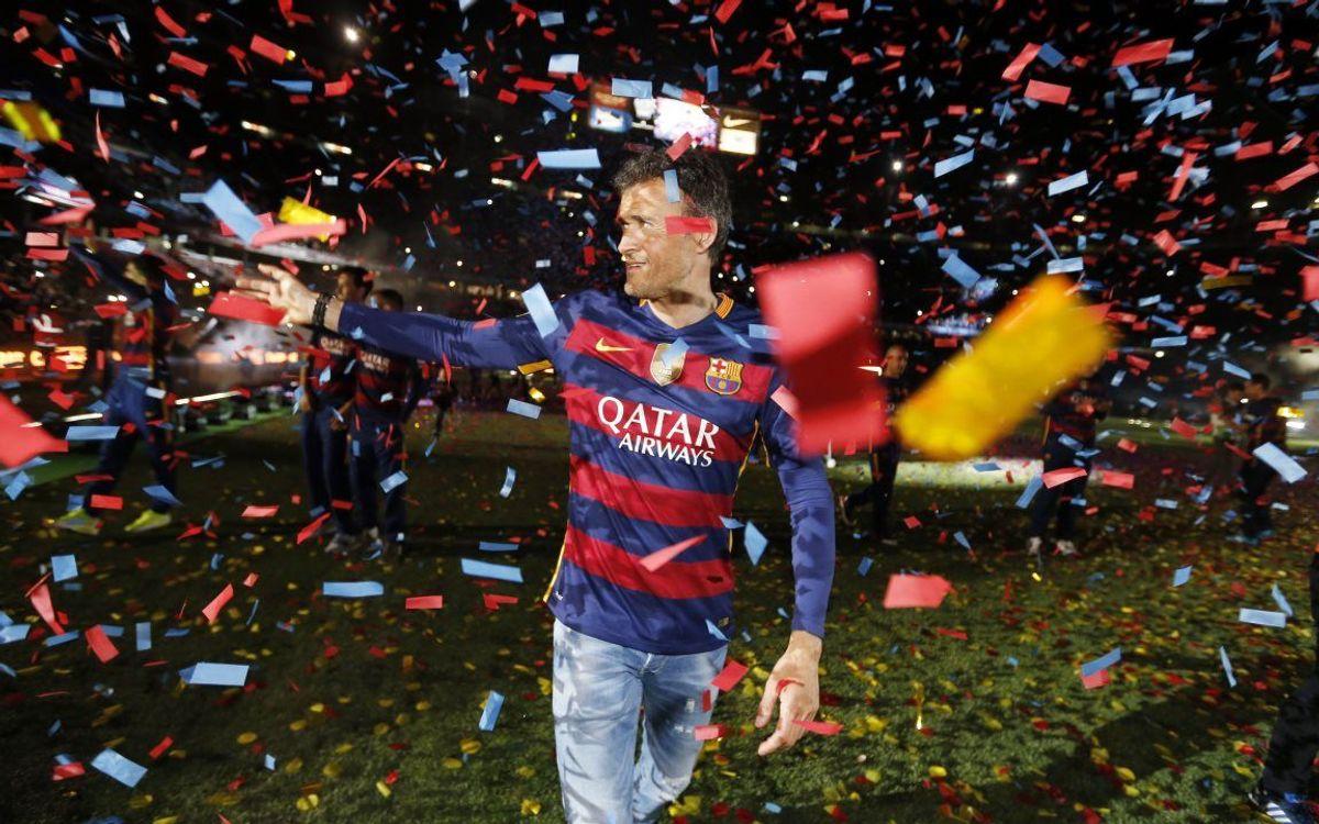 La revista Barça analitza el cicle prodigiós del Barça