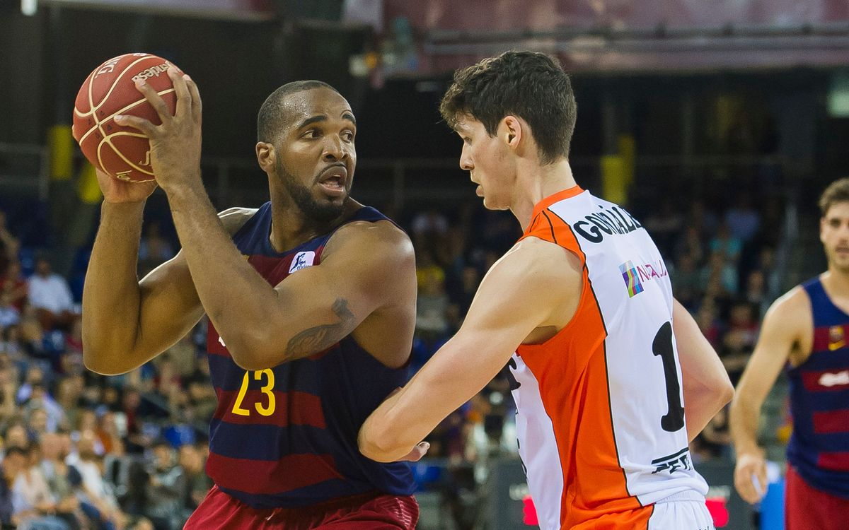 FC Barcelona Lassa v Montakit Fuenlabrada: Perfect start to playoffs (99-65)