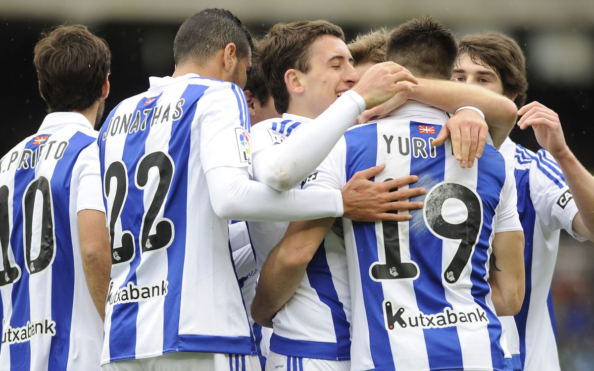 Real Sociedad, a team on the rise
