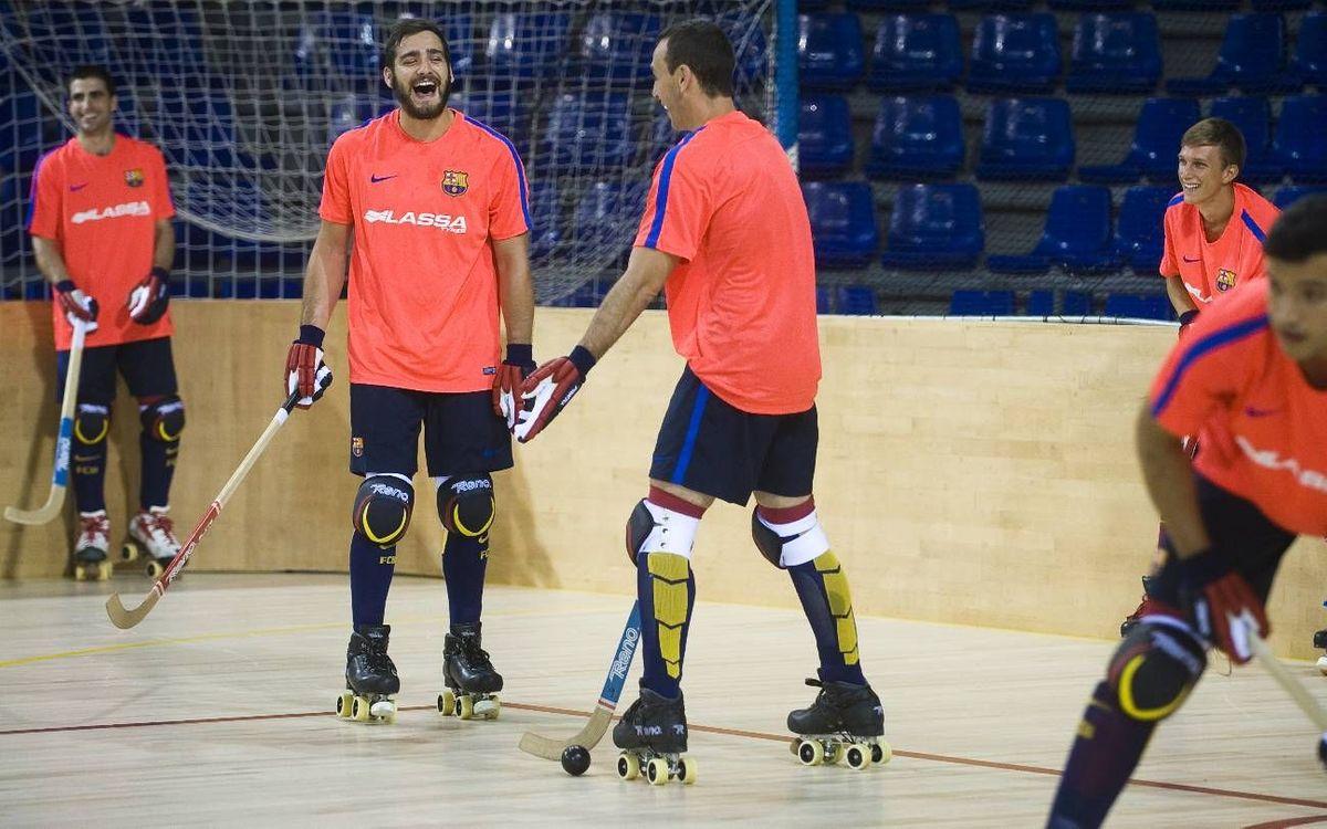 CP Voltregà – FC Barcelona Lassa: Arriba el primer test