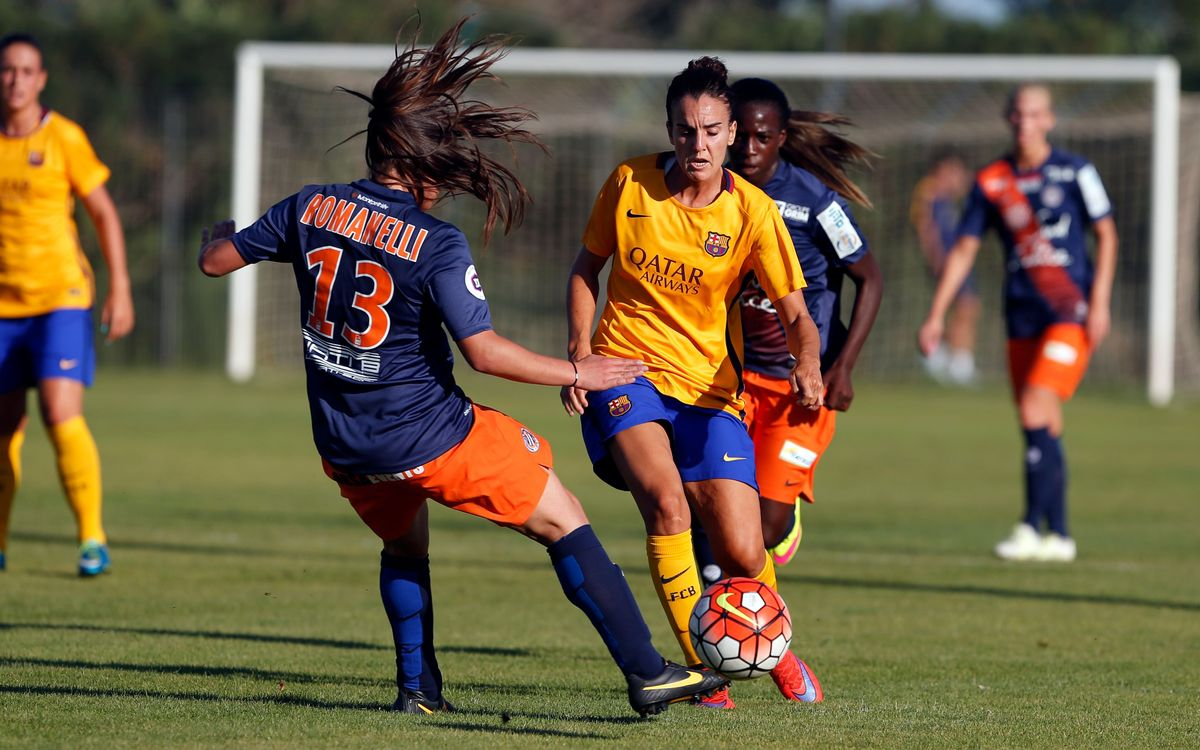 A look at the pre-season of the FC Barcelona Women
