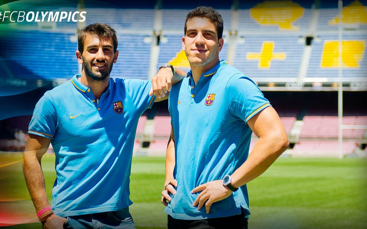 Schedule of FC Barcelona's Olympic athletes in Rio
