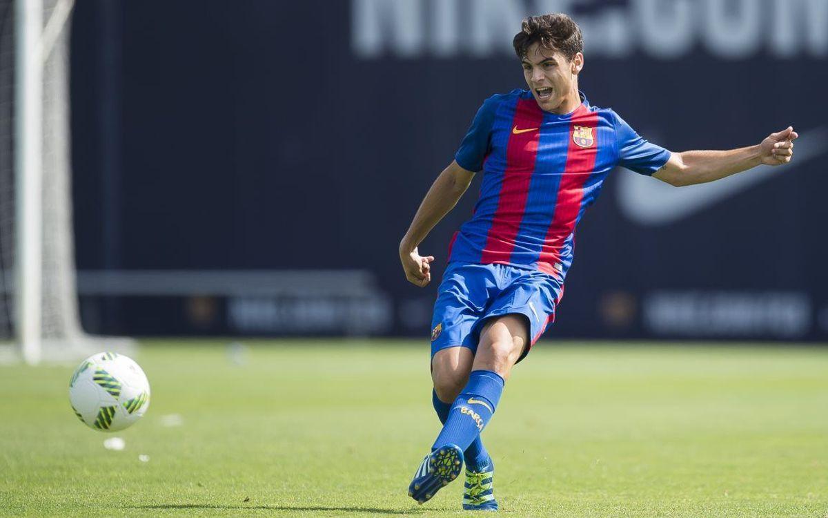 DIRECTE - Partit amistós entre el Llagostera i el Barça B