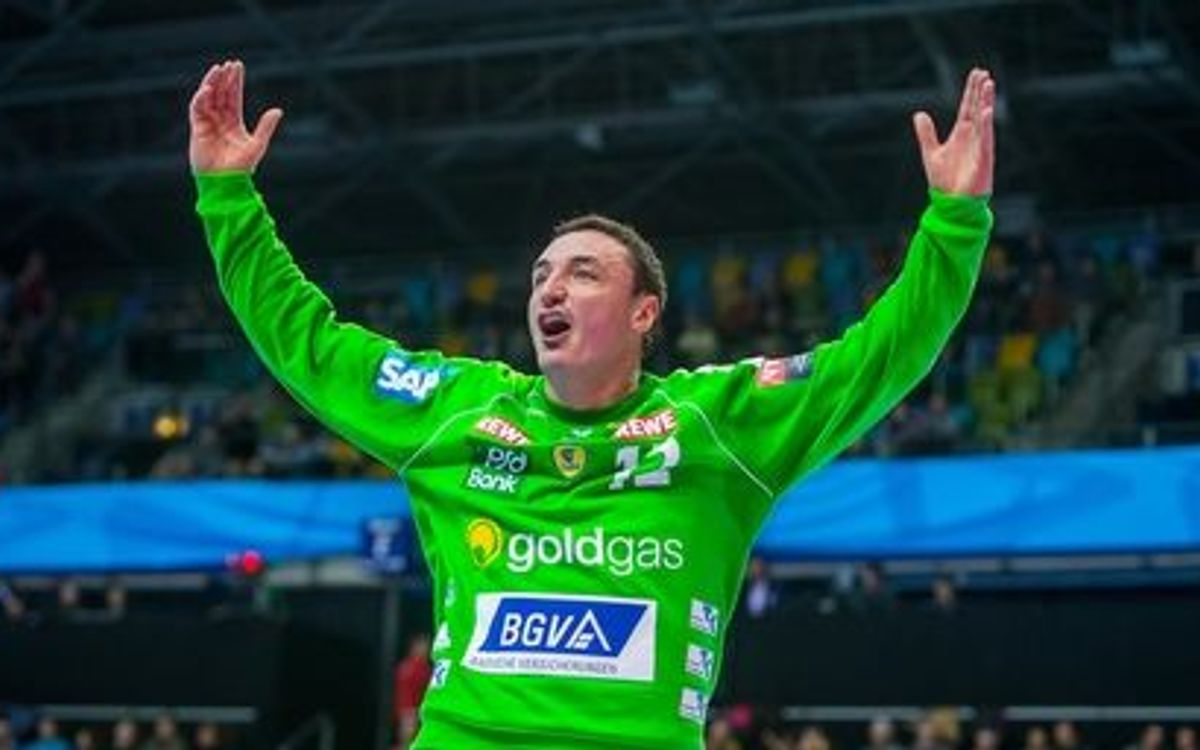 Borko Ristovski inks 2-year deal with FCB Lassa handball