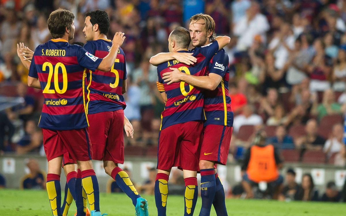 Betis first up for FC Barcelona in La Liga
