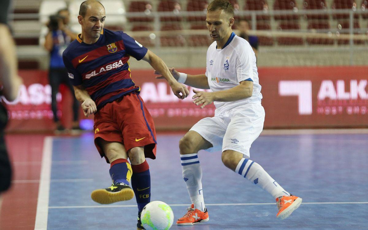 El FC Barcelona Lassa busca la final