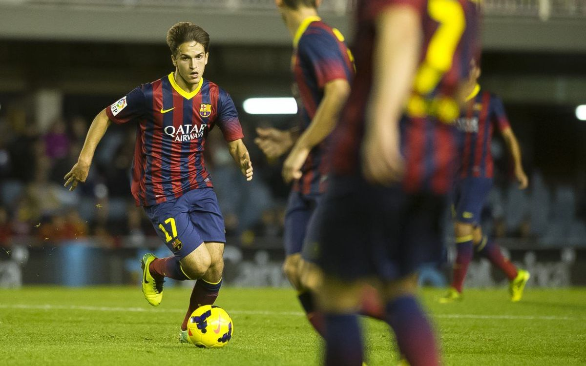 Denis Suárez and the road back to FC Barcelona