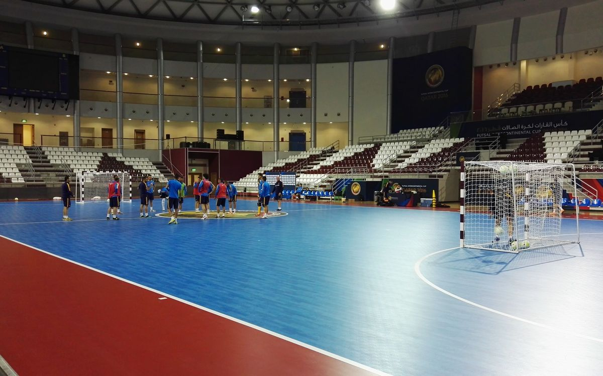 La Futsal International Cup ja és aquí