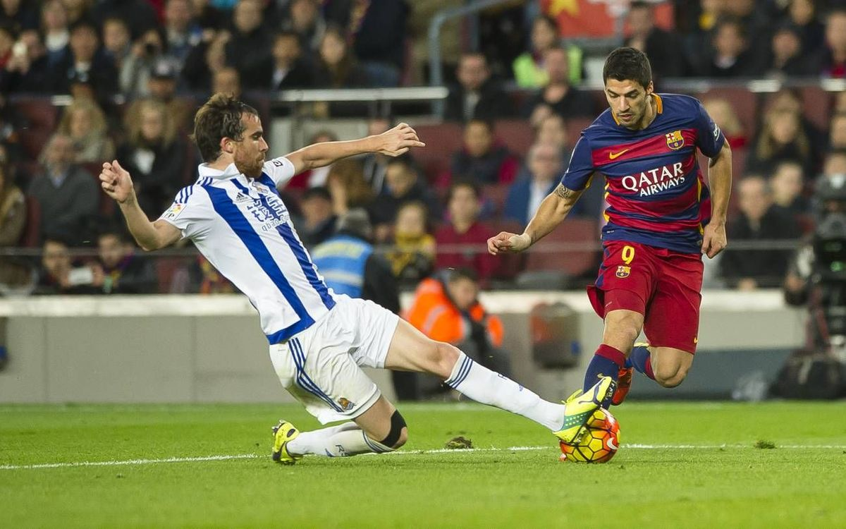Talking points ahead of Real Sociedad v FC Barcelona