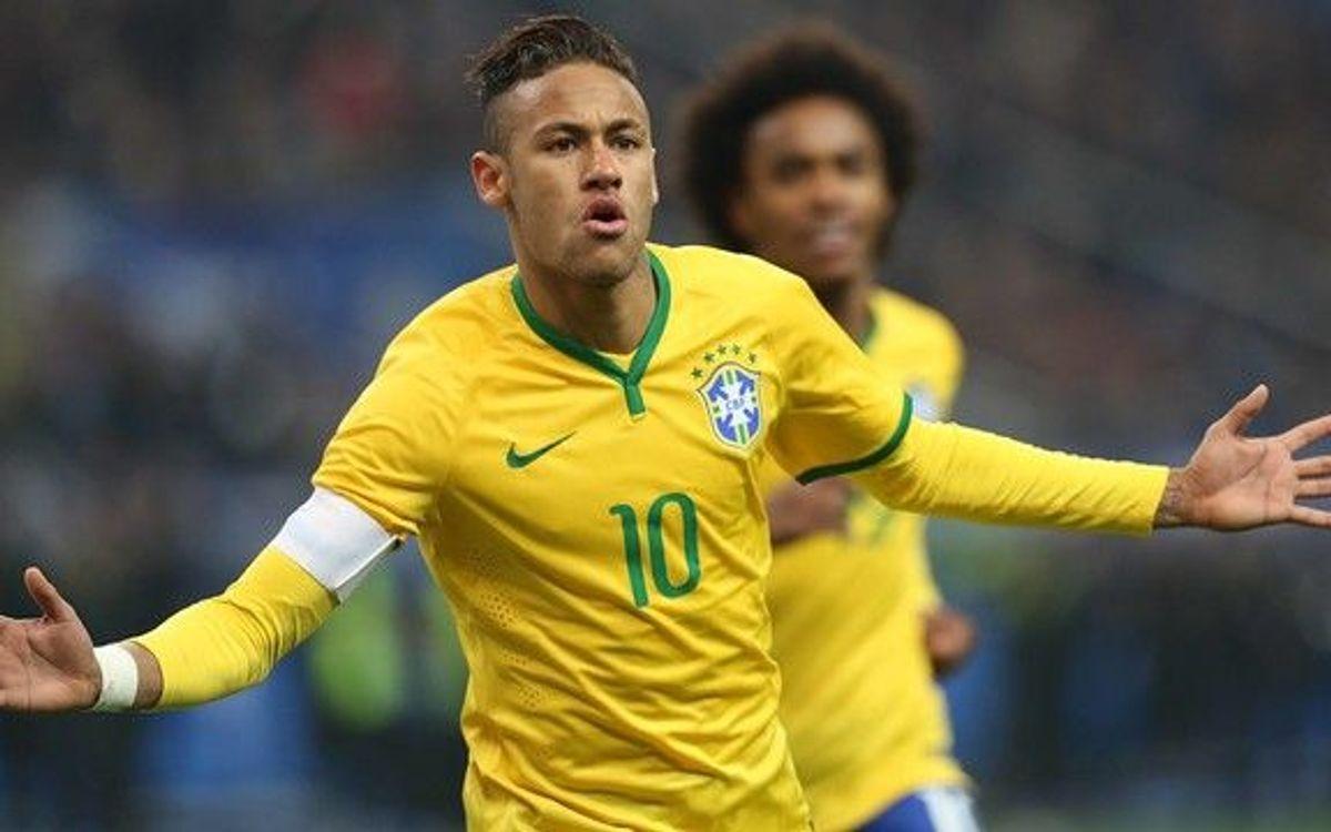 Neymar jugará los Juegos Olímpicos de Río de Janeiro 2016