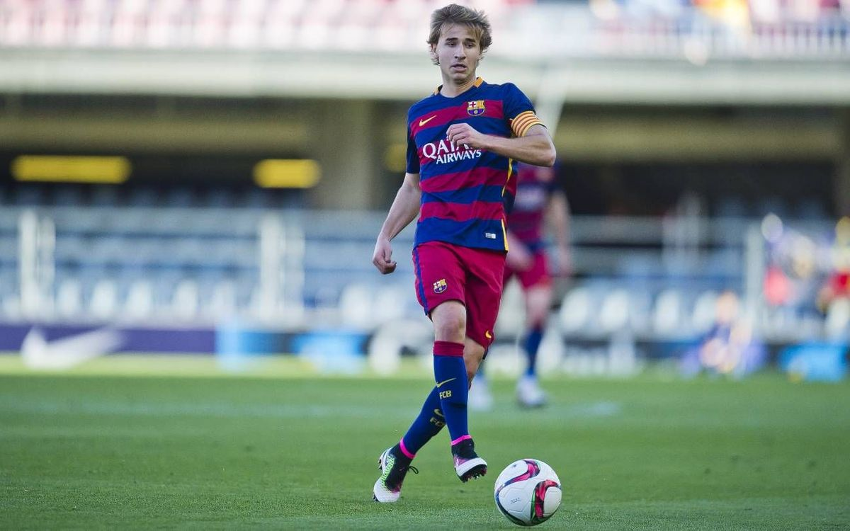 Sergi Samper out for approximately eight weeks
