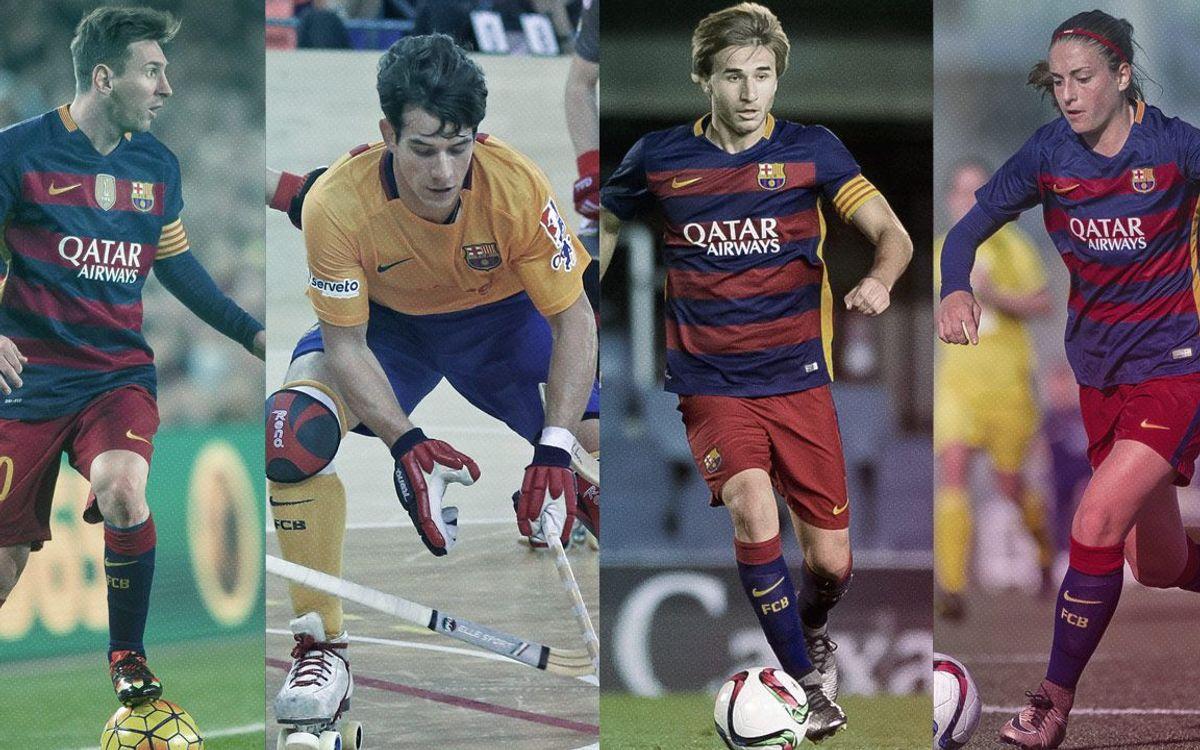 L'agenda esportiva del FC Barcelona per aquest tercer cap de setmana d'abril