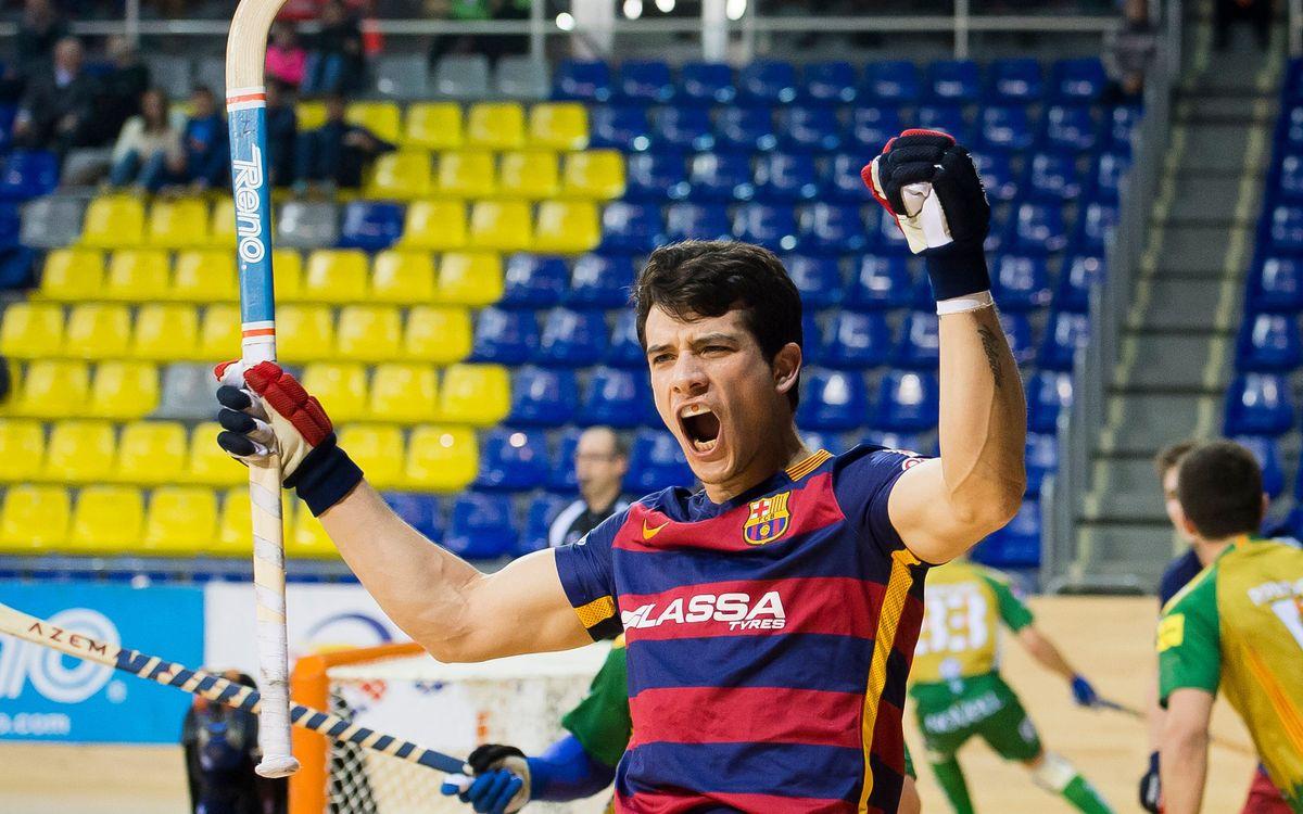 FC Barcelona Lassa - Club Patí Vic: Quieren ser campeones de Liga en casa