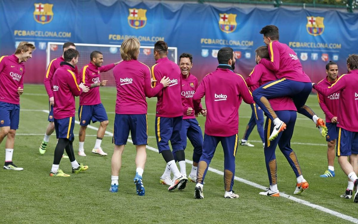 FC Barcelona's 18-man squad for Anoeta visit