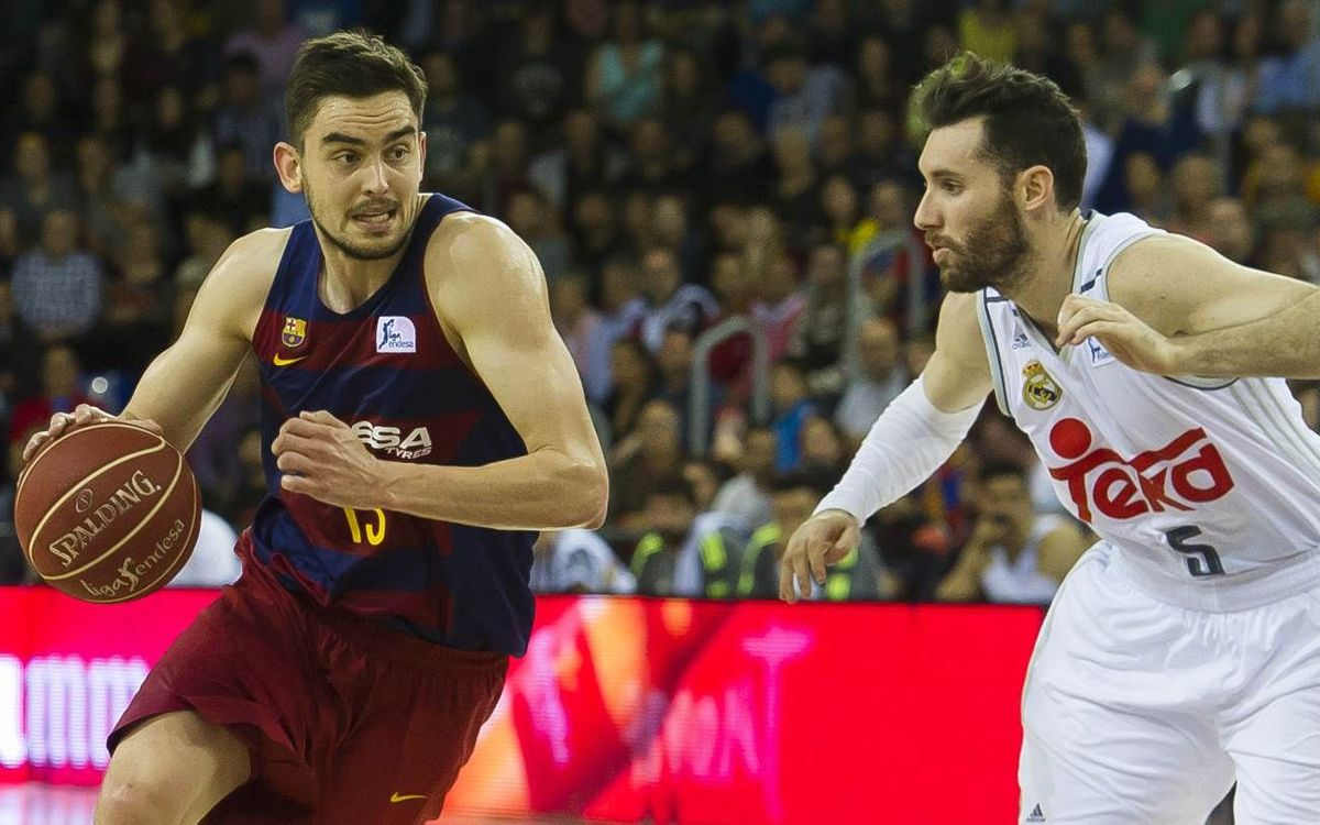 FC Barcelona Lassa v Real Madrid: Fourth quarter sees El Clásico slip away (86-91)
