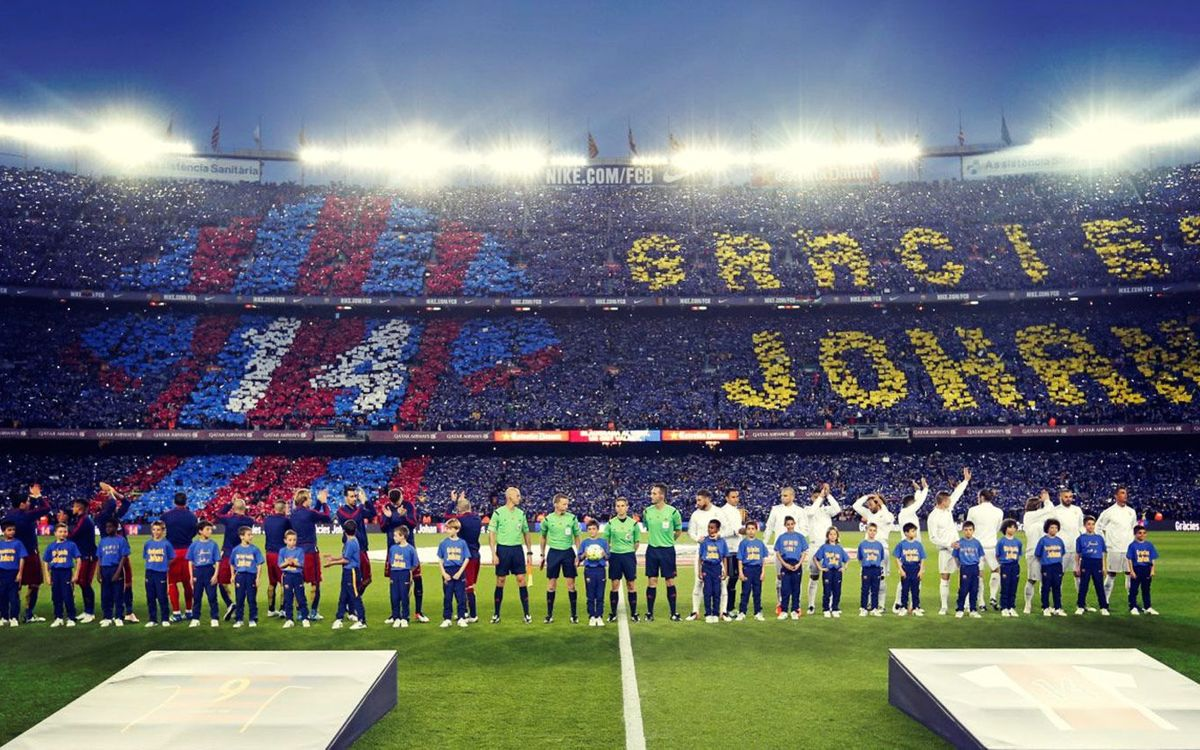 Camp Nou says its final goodbye to Johan Cruyff