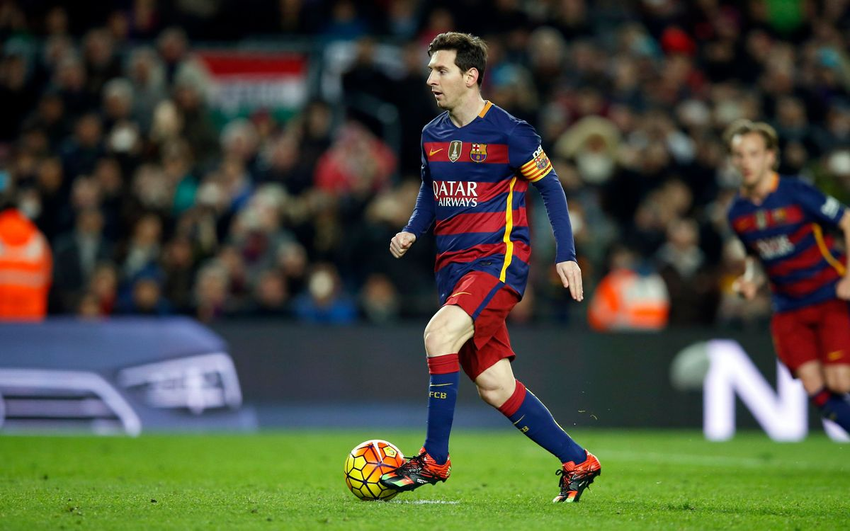 El FC Barcelona confía en los argumentos de la familia Messi