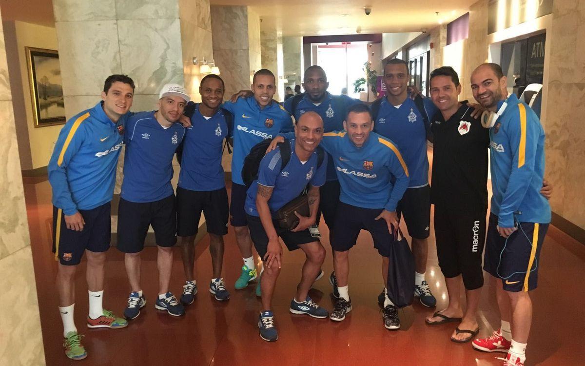 El FC Barcelona Lassa busca la segona victòria