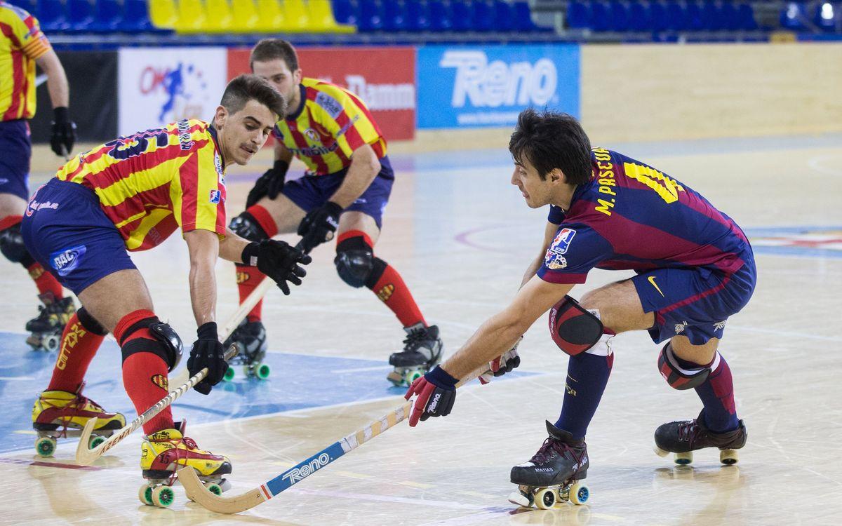 El Manlleu, el Girona i l'Alcobendas visitaran el Palau el pròxim curs 2016/17