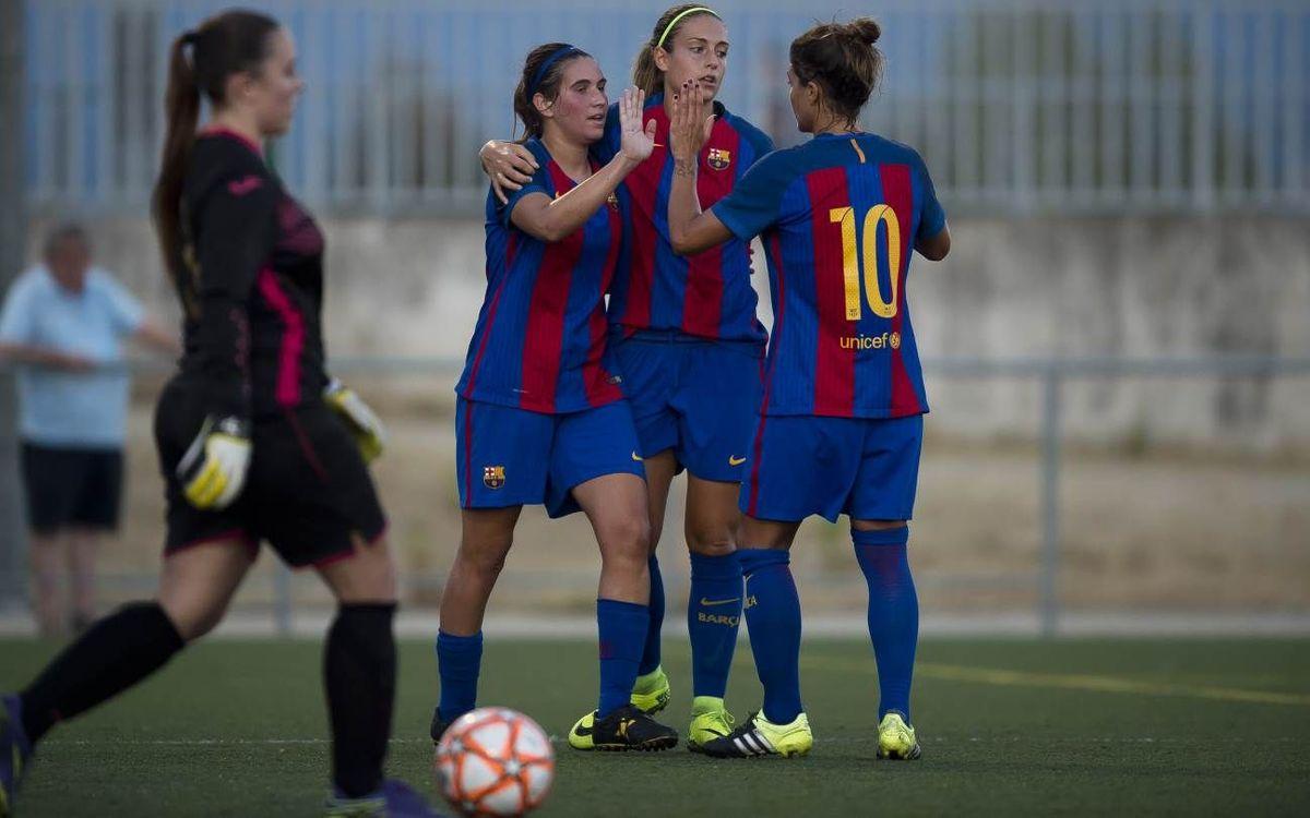 FC Barcelona Femenino - RCD Espanyol: Primer título en juego