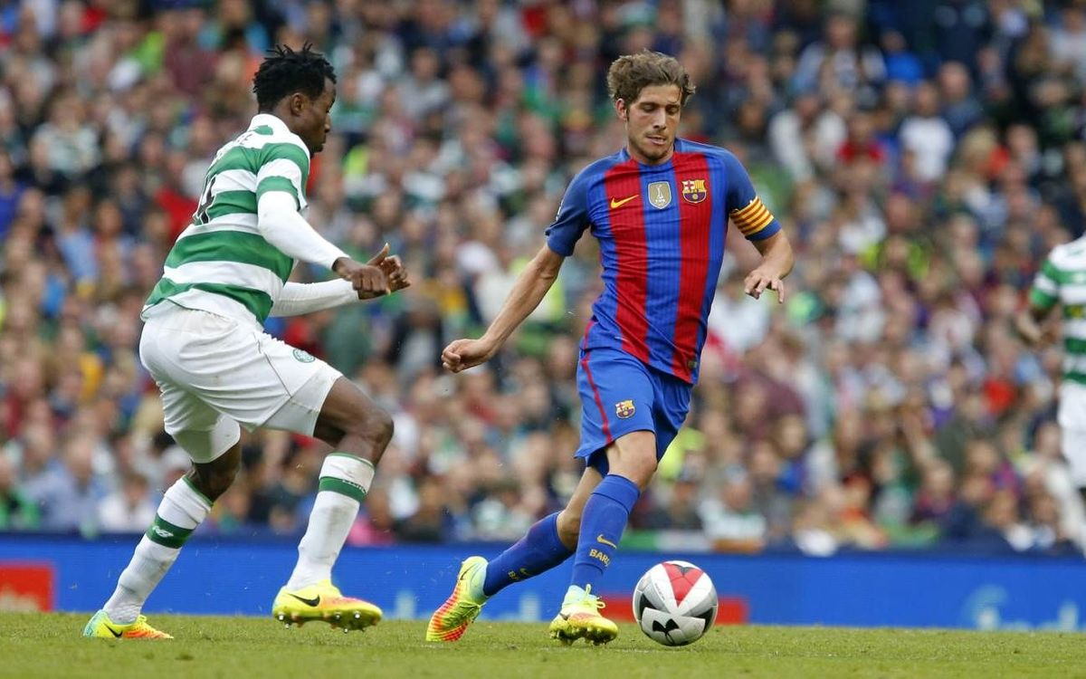 Talking points from Celtic v FC Barcelona