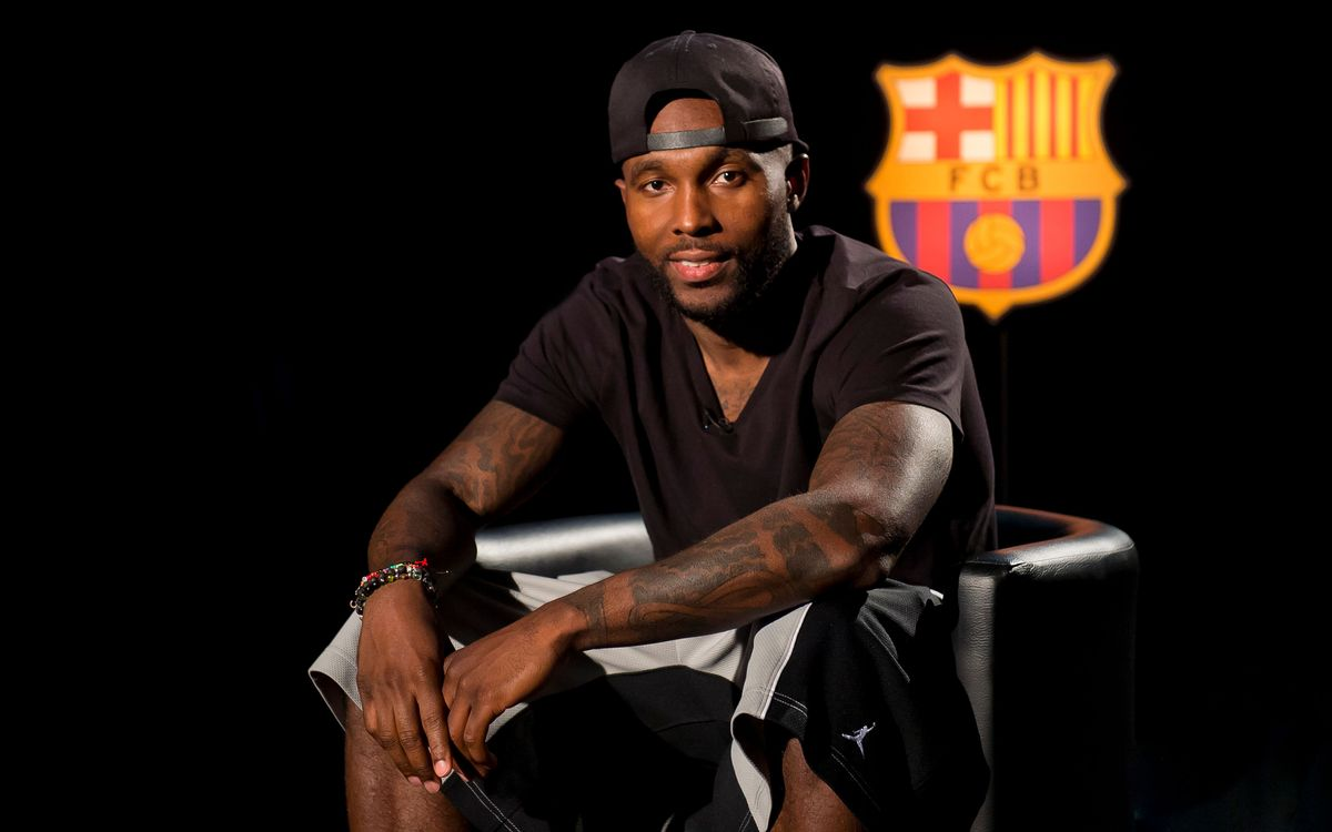 Tyrese Rice: 'Signing for FC Barcelona is a step forward for me'