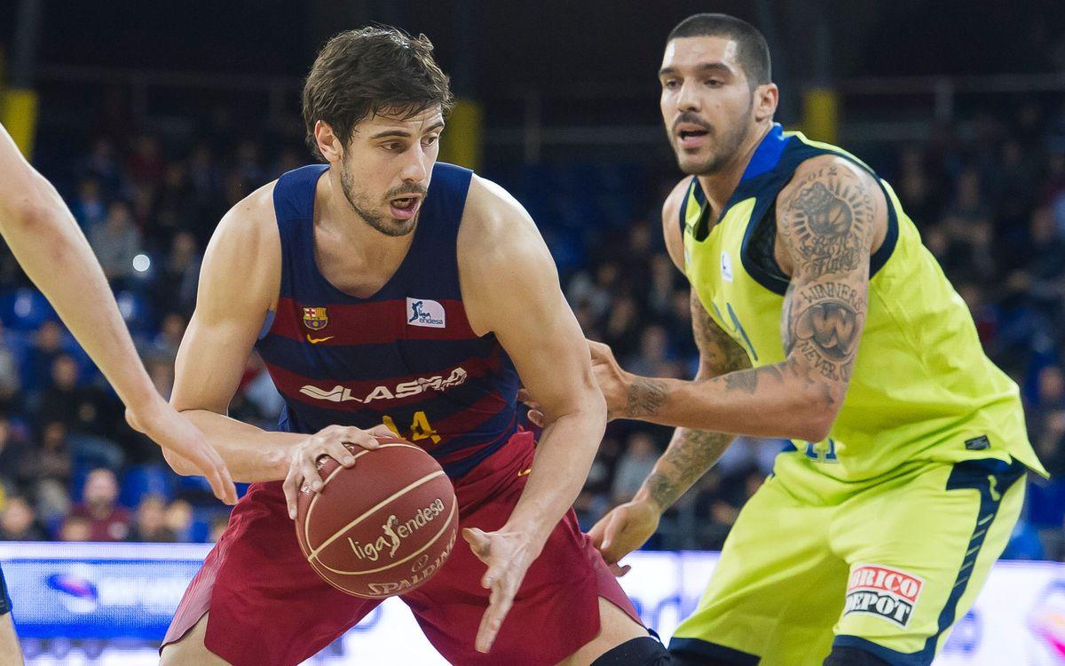 Desplaçament perillós per al Barça Lassa