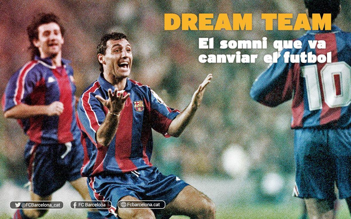 Ja està disponible el documental 'El somni que va canviar el futbol'