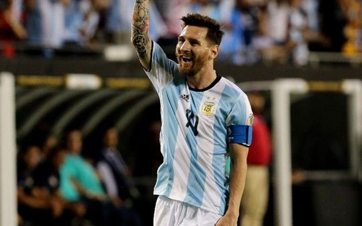Leo Messi fires Argentina past Panama with second half hat-trick