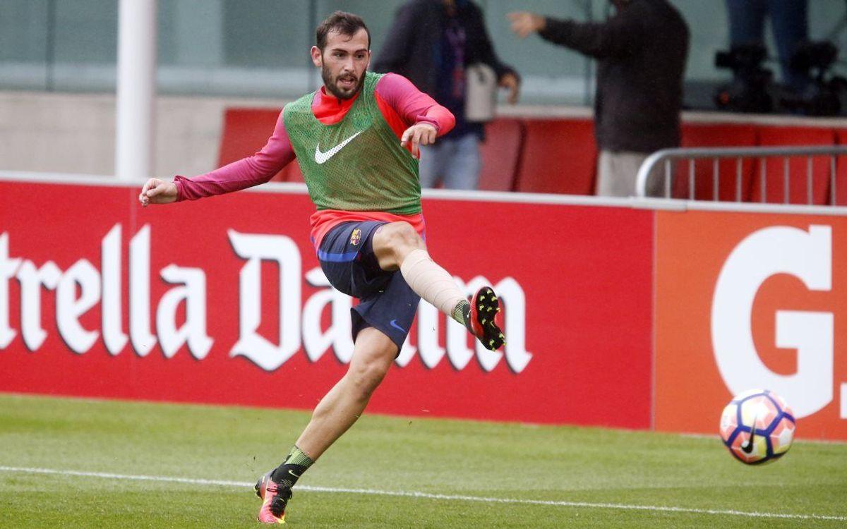 """Aleix Vidal: """"Sempre he cregut en les meves possibilitats"""""""