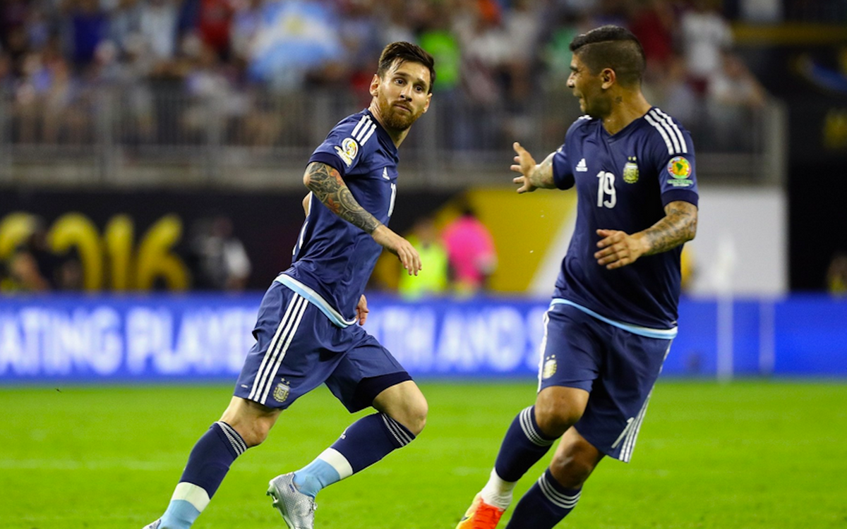 Messi beats Batistuta's record to lead Argentina into Copa America final