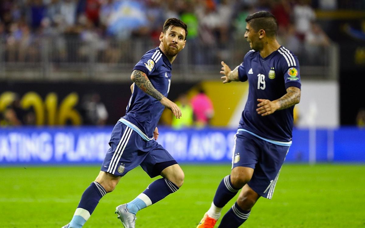 Messi i Mascherano accedeixen a la final de la Copa Amèrica Centenari amb un '10' excels