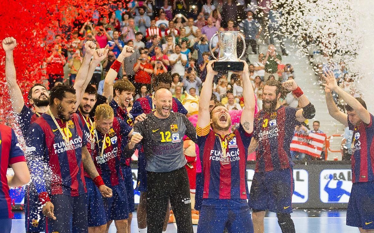 La semana de la Copa para el Barça Lassa de balonmano